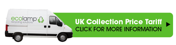 uk collection price tariff WEEE regulations waste hazardous recycling waste WEEE disposal, national collection service, hazardous and non hazardous commerical, domestic waste
